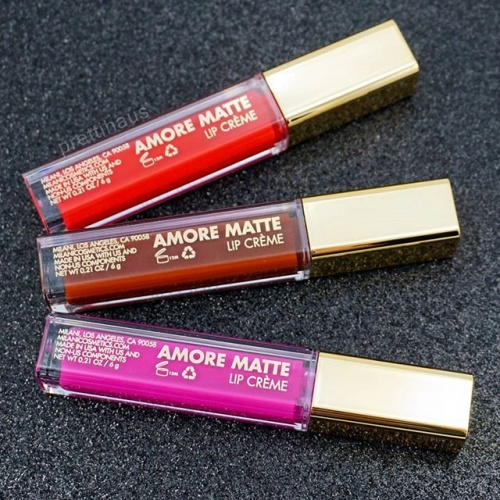 Milani-Amore-Matte-Lip-Cremes-Craze-Fancy-Covet